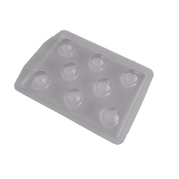 Forma Prática Trufa Caracol Mod. FP66 Crystal Rizzo Confeitaria