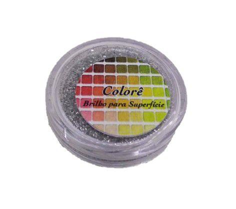 Brilho para superficie, Gliter Nuvem 1,5g LullyCandy Rizzo Confeitaria