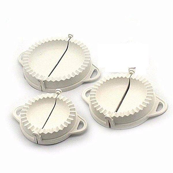 Conjunto de Molde 3 peças Clink Rizzo Confeitaria