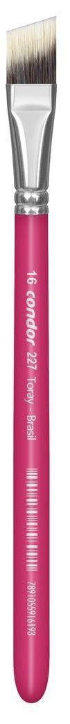Pincel Artístico 1 un. Modelo 227-16 Condor Rizzo Confeitaria