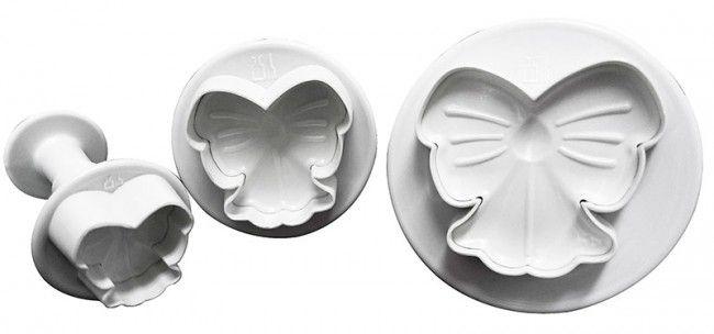 Ejetor de Laços - 3 peças - Cod.GMEZN127 - Prime Chef - Rizzo Confeitaria
