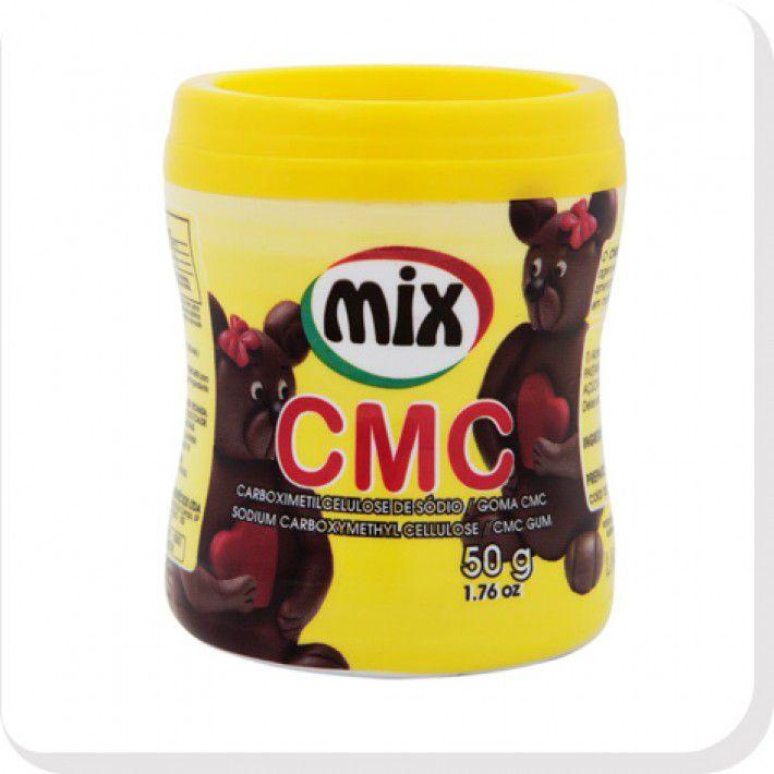 CMC 50g Mix Rizzo Confeitaria