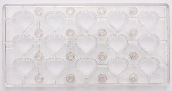 Forma Imantada Coração Stalden Rizzo Confeitaria