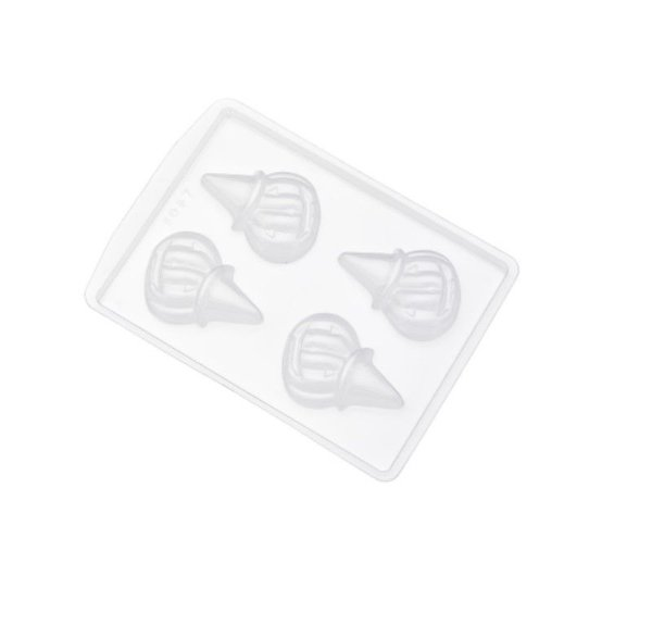 Forma de Acetato Abobora Mod. 8087 Crystal Rizzo Confeitaria