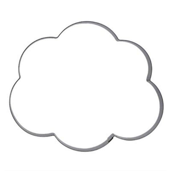Cortador Nuvem 1 G Ref. 240 RR Cortadores Rizzo Confeitaria