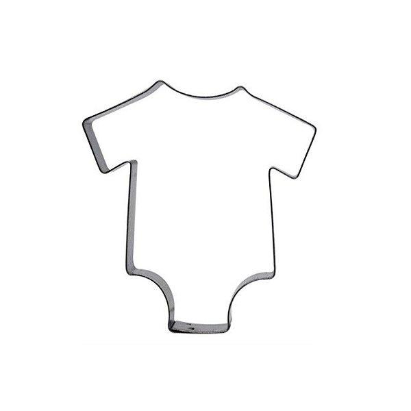Cortador Body de Bebê 2 G Ref. 222 RR Cortadores Rizzo Confeitaria