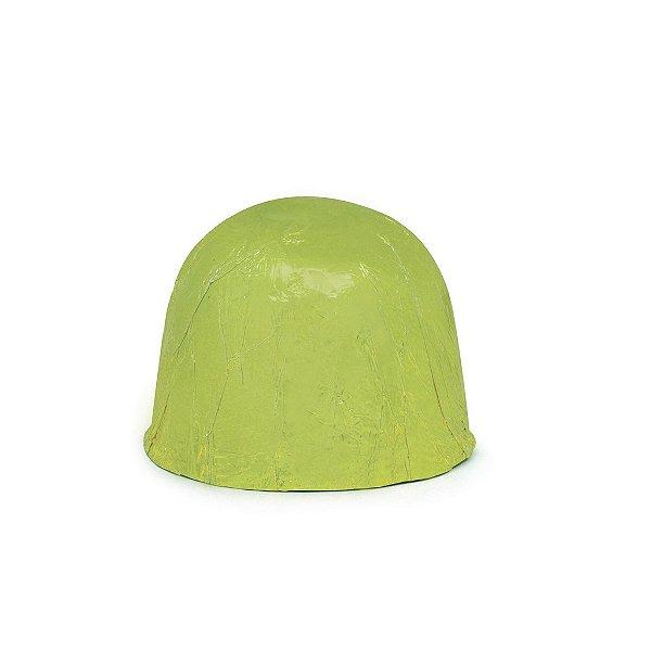 Papel Chumbo 10x9,8cm - Fosco Verde - 300 folhas - Cromus - Rizzo Confeitaria