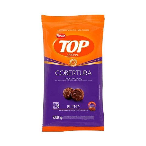 Cobertura Blend Gotas Top 2kg Harald Rizzo Confeitaria