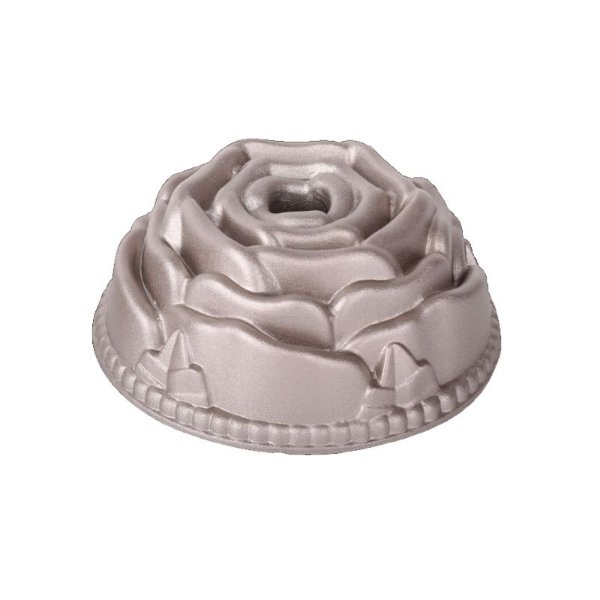 Forma de Alumínio Rose Pan Prime Chef Rizzo Confeitaria