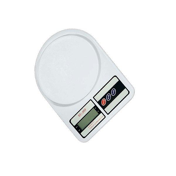 Balança Digital para Cozinha (até 7kg.) - 1un. 123 Util Rizzo Confeitaria