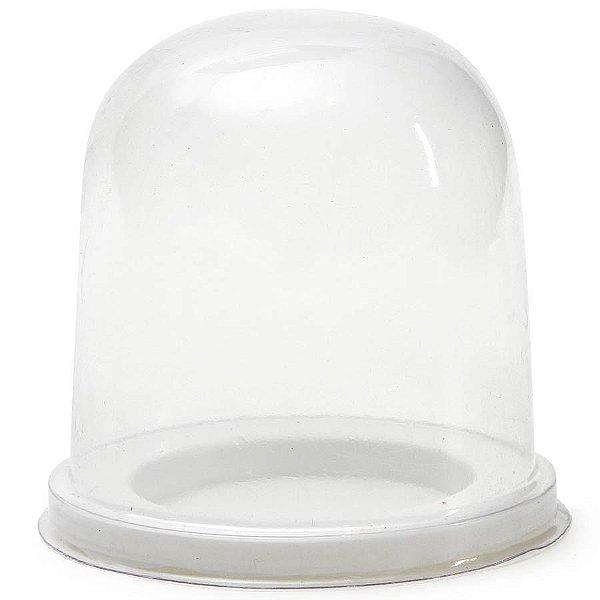 Cúpula para CupCake 6 un. Cromus Rizzo Confeitaria