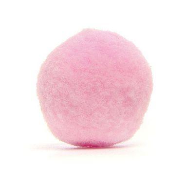 Pompom Decorativo Rosa G 20 un. Cromus Rizzo Confeitaria