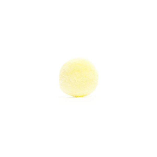 Pompom Decorativo Amarelo Claro M 30 un. Cromus Rizzo Confeitaria