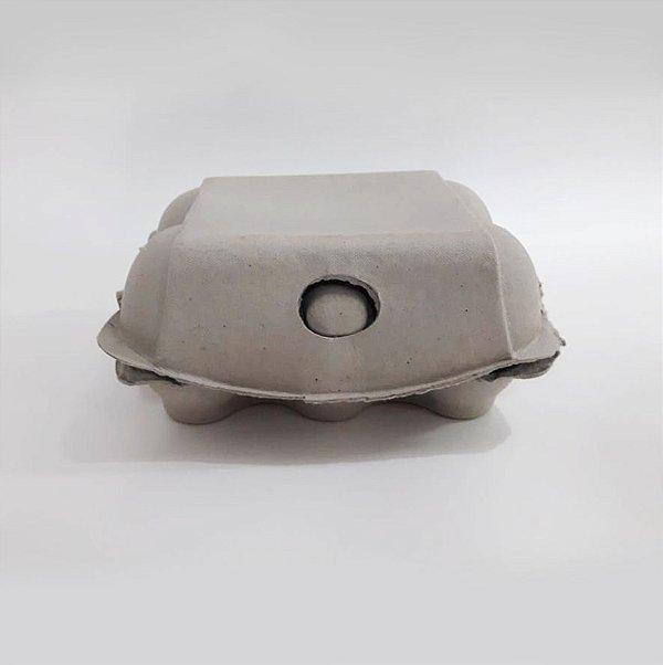 Mini Caixa Ovo Cru Páscoa - 1 Unidade - Rizzo Confeitaria