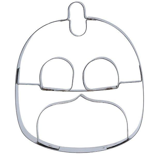 Cortador Herói Verde - PJ Masks - Ref. 288 RR Cortadores Rizzo Confeitaria