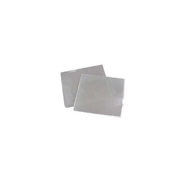 Celofane de Torção Incolor 8 X 8 cm com 100g Rizzo Confeitaria