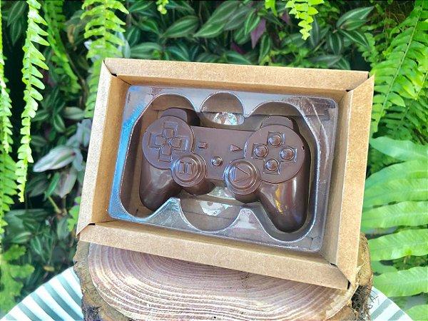 Caixa Controle Video Game 1 cav. Kraft com 5 un. Crystal Rizzo Confeitaria
