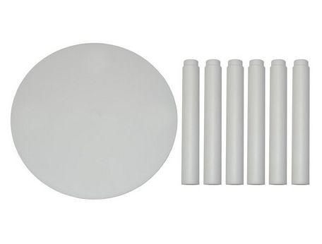 Banquinho Sustentação de Bolos 35 cm Fazendo a Festa Rizzo Confeitaria
