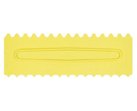 Espátula Decorativa Ref 3 Blue Star Rizzo Confeitaria