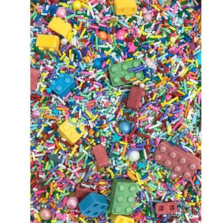 Fairy Sprinkles Lego Especial 150 gr Rizzo Confeitaria