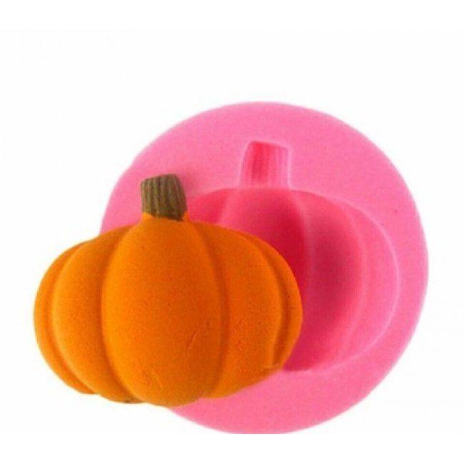 Molde de silicone Abóbora de Halloween S359 Molds Planet Rizzo Confeitaria