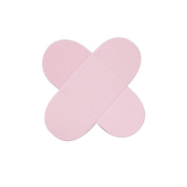 Forminha 4 Pétalas Rosa Liso com 50 un. Embalagens para Doces Rizzo Confeitaria