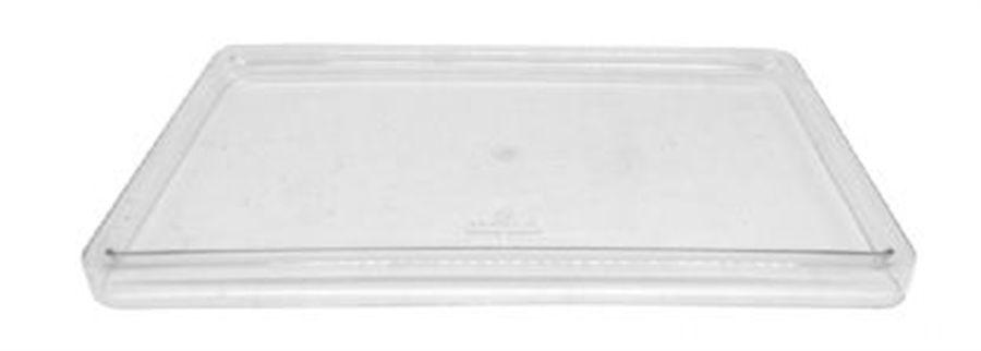 Bandeja Retangular Transparente Clean BD-R 300X180 Só Boleiras Rizzo Confeitaria