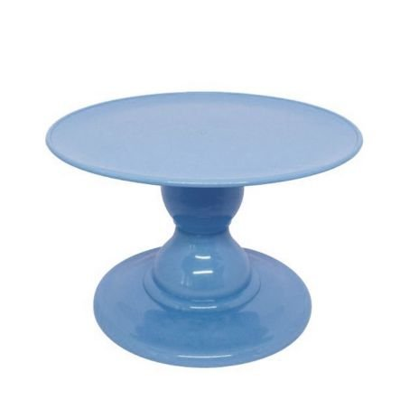 Boleira Azul Claro Candy Linha Mosaico Kit 135 220 Só Boleiras Rizzo Confeitaria