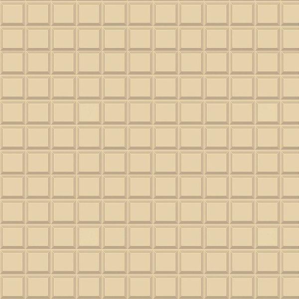 Folha para Embalar Ovos de Páscoa Tablete Branco 69x89cm - 05 unidades - Cromus Páscoa - Rizzo Confeitaria