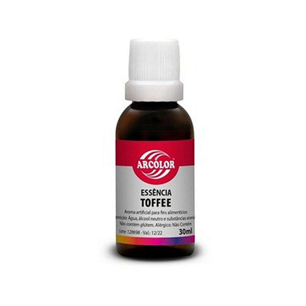 Essência Toffee 30 ml Arcolor Rizzo Confeitaria