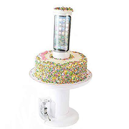 Bailarina Surpresa Popping Cake - Surprise Cake Rizzo Confeitaria