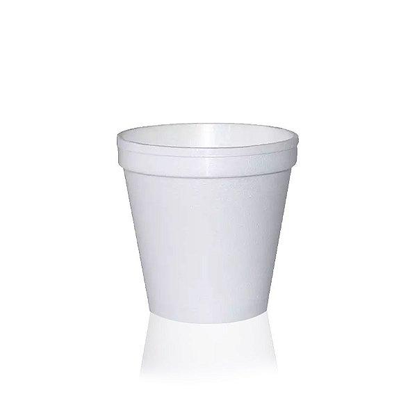 Copo de Isopor Térmico 120ml - Copobras - Rizzo Confeitaria