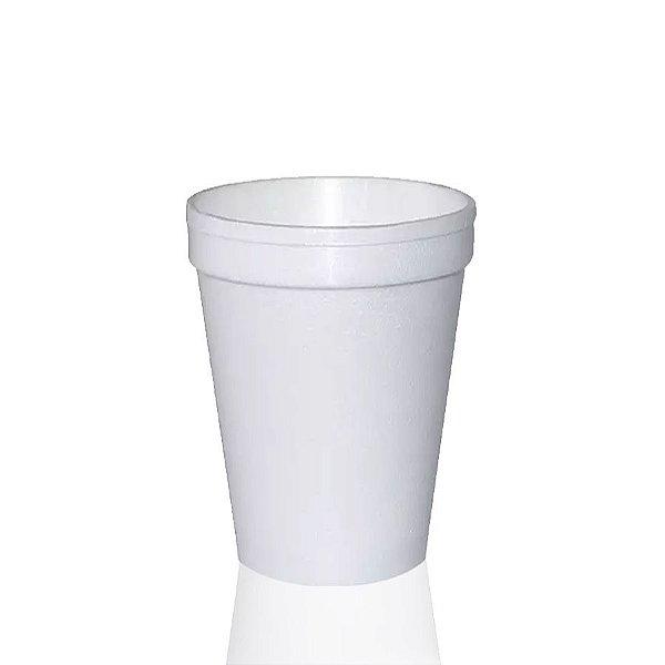 Copo de Isopor Térmico 240ml - Copobras - Rizzo Confeitaria