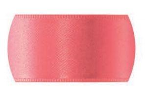 Fita de Cetim Carretel Progresso 6mm nº01 - 100m Cor 1325 Flamingo - 01 unidade - Rizzo Embalagens