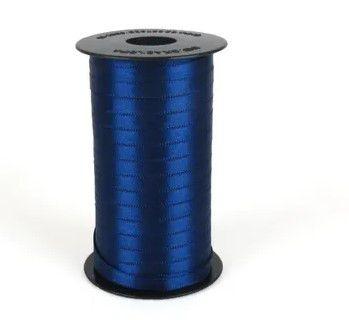 Fita de Cetim Carretel Progresso 6mm nº01 - 100m Cor 215 Azul Marinho - 01 unidade - Rizzo Embalagens