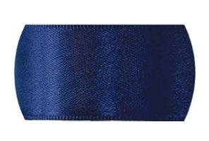Fita de Cetim Progresso 70mm nº22 - 10m Cor 215 Azul Marinho - 01 unidade