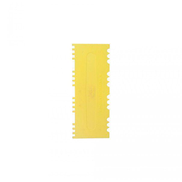 Espátula Decorativa N°16 - Blue Star - Rizzo Confeitaria