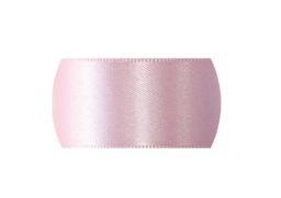 Fita de Cetim  para personalizar Progresso Crie sua Fita -  CFS002 Rosa Bebe 10mm c/50mts  Rizzo Confeitaria