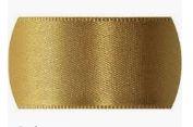 Fita de Cetim  para personalizar Progresso Crie sua Fita -  CFS002 Dourada 10mm c/50mts  Rizzo Confeitaria