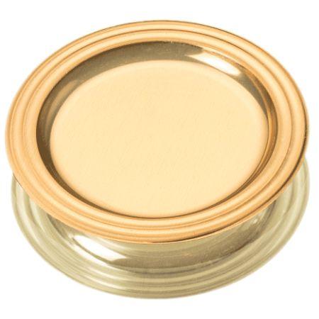 Mini Bandeja para Doces - Dourado - 8,5cm - 25 unidades - Stalden - Rizzo Confeitaria