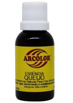 Essência Queijo 30 ml Arcolor