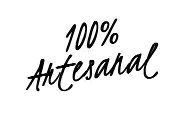 Carimbo Artesanal 100% Artesanal - M - 7,0x3,8cm - Cod.RI-051- Rizzo Confeitaria