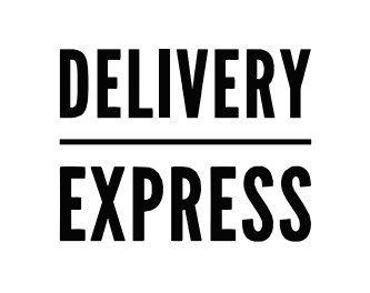 Carimbo Artesanal Delivery Express - M - 6,0x4,5cm - Cod.RI-032 - Rizzo Confeitaria