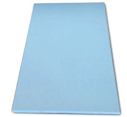 Placa para Corte - Azul - 25x40cm - Solrac - Rizzo Confeitaria