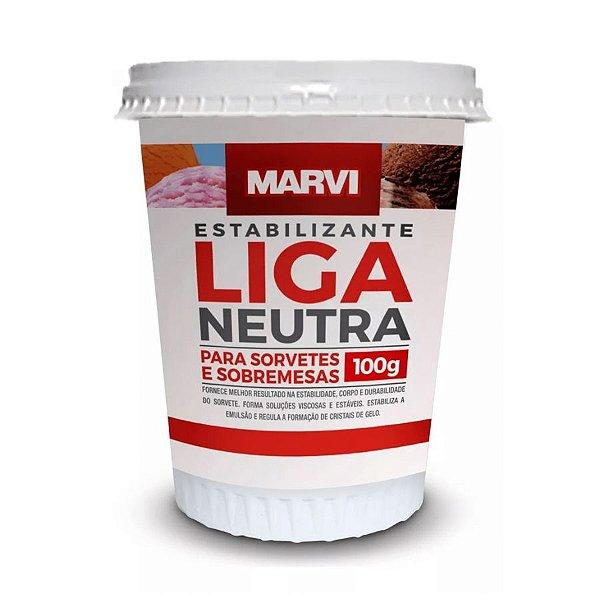 Estabilizante Liga Neutra 100g Marvi - Rizzo Confeitaria