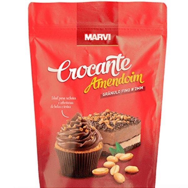 Crocante Amendoim Fino 400g Marvi - Rizzo Confeitaria