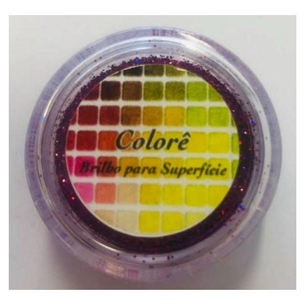 Brilho para superficie, Gliter Pisca 7 - 1,5g LullyCandy Rizzo Confeitaria