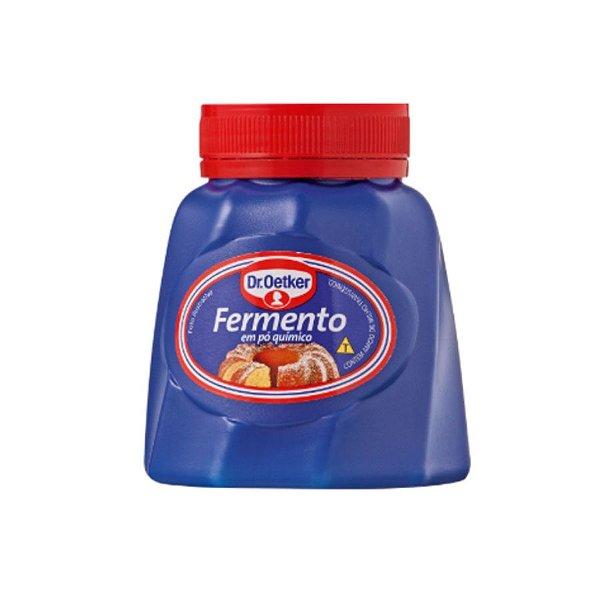 Fermento químico em pó Dr.Oetker - 200 g - Mavalério - Rizzo Confeitaria