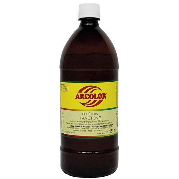 Essência Panetone  960 ml Arcolor