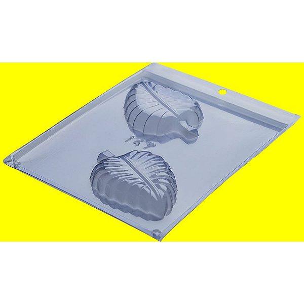 Forma de Acetato Folhas - Cód.147 - Porto - Rizzo Confeitaria
